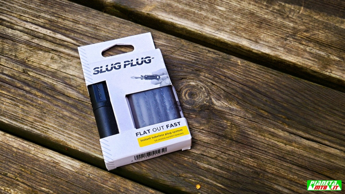 Kit antiforature Ryder Slug Lug
