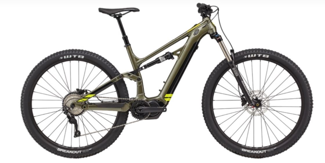 Cannondale Moterra Neo 5 Plus