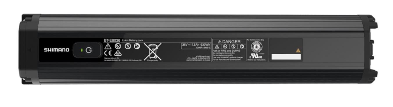 Batteria Shimano BT-E8036