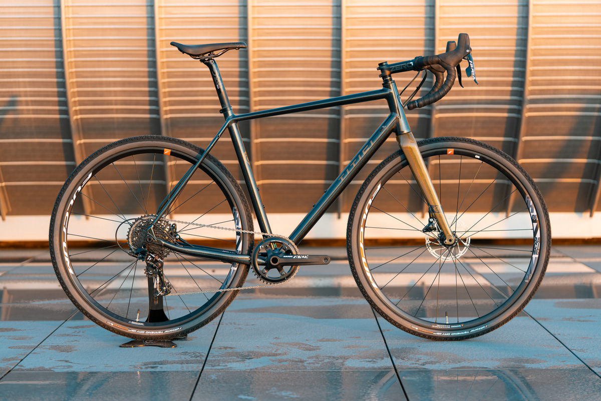 TITICI Gravel Bike A-GR01