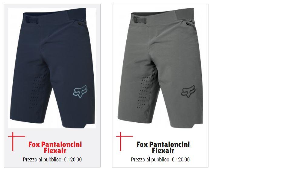 Fox Flexair pantaloni mountain bike