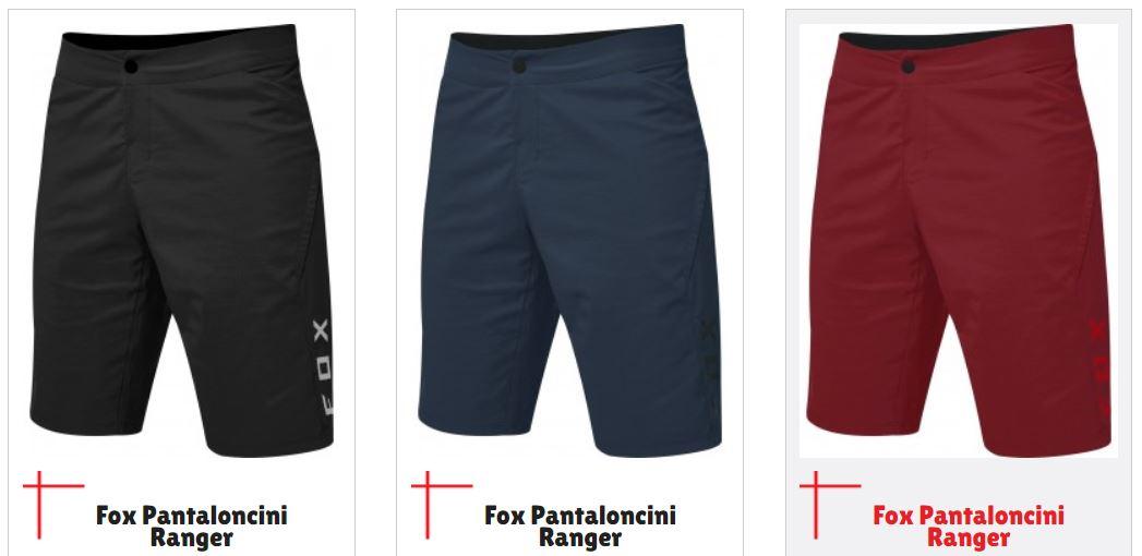 Pantaloni Fox Ranger