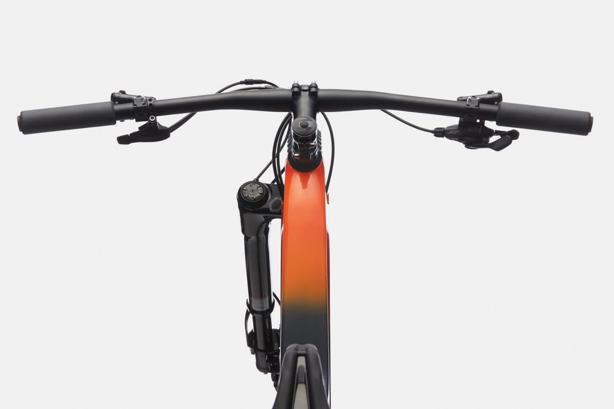 Manubrio Scalpel Carbon 2 - modello 2021