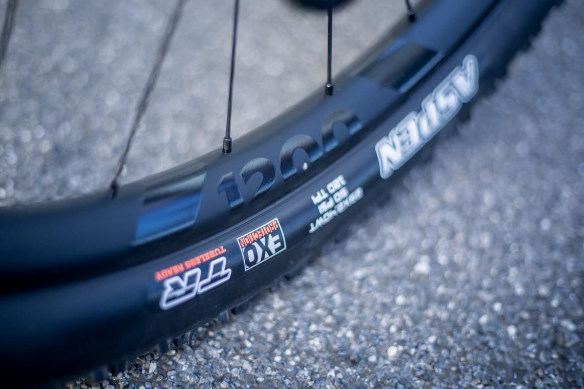 DT Swiss XRC 1200 ruote