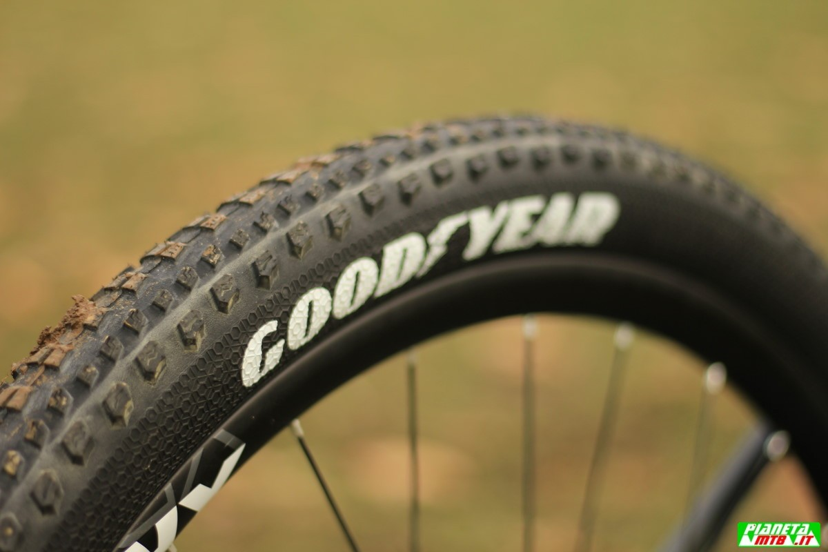 Goodyear Peak copertone mountain bike