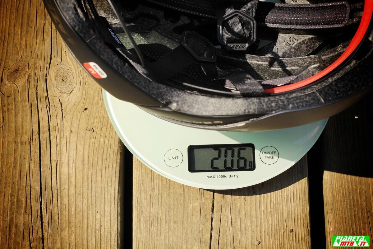 Peso casco Lazer Genesis