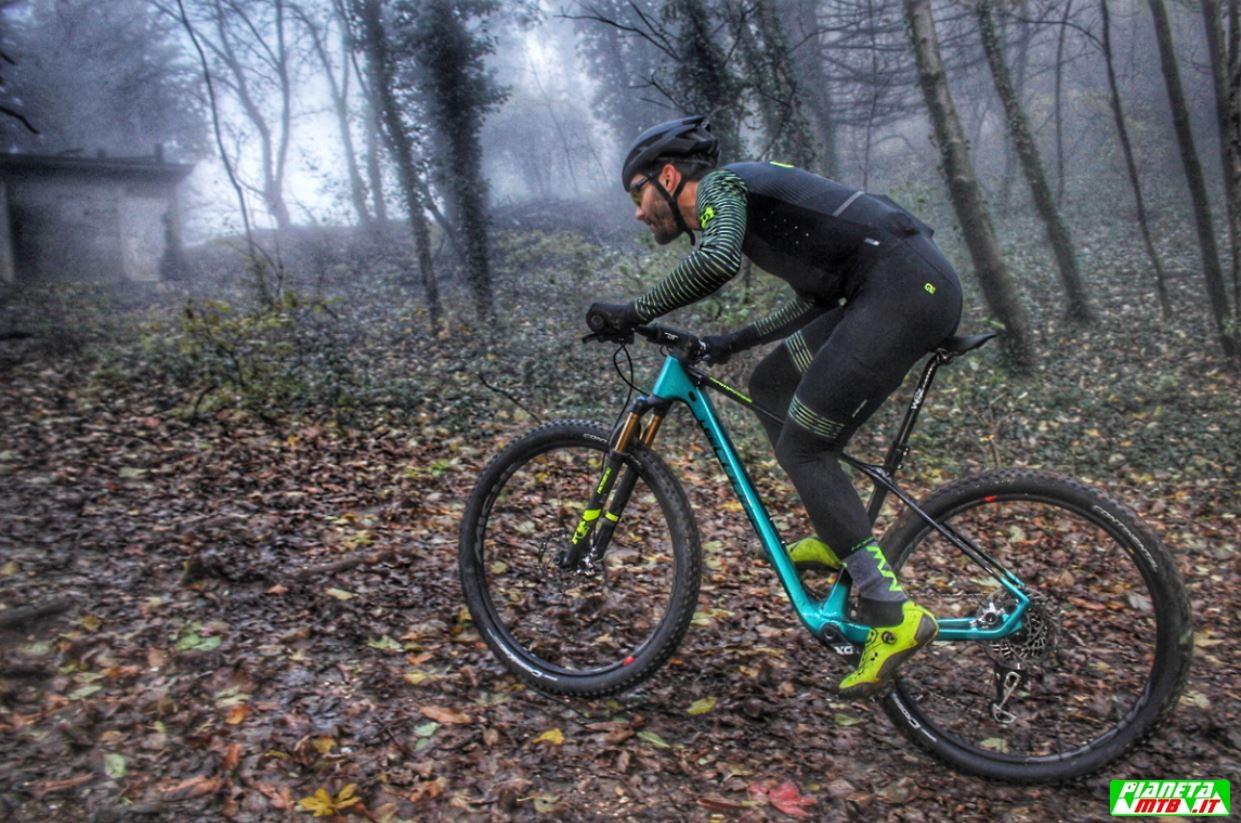 Abbigliamento invernale ciclismo, mountain bike