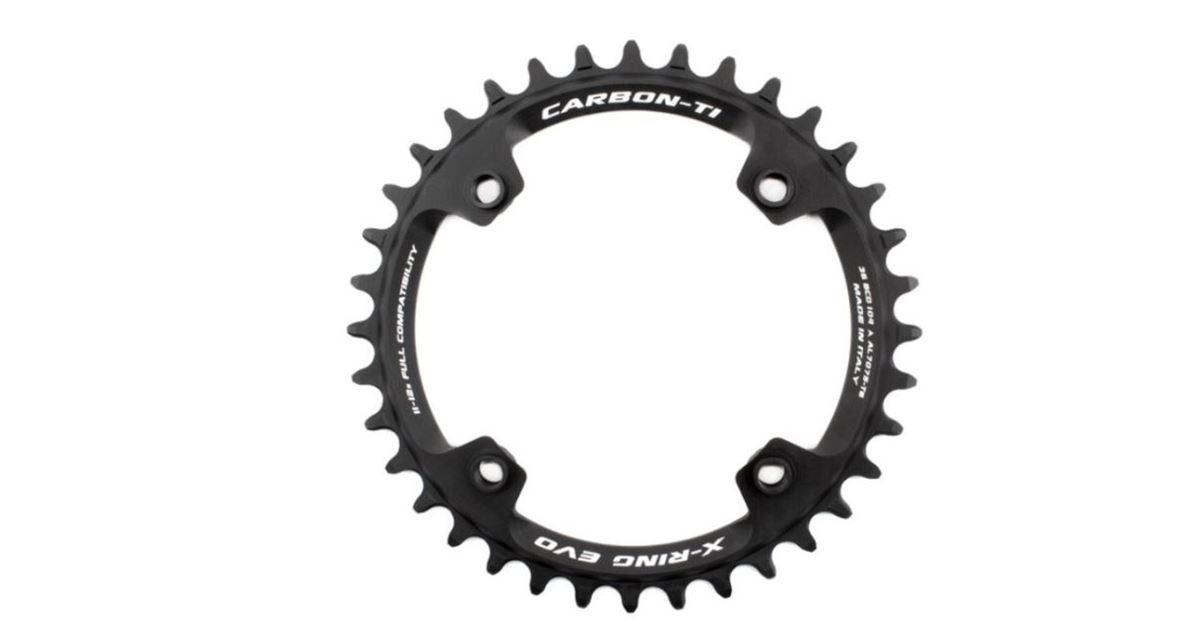 Carbon-Ti X-Ring EVO
