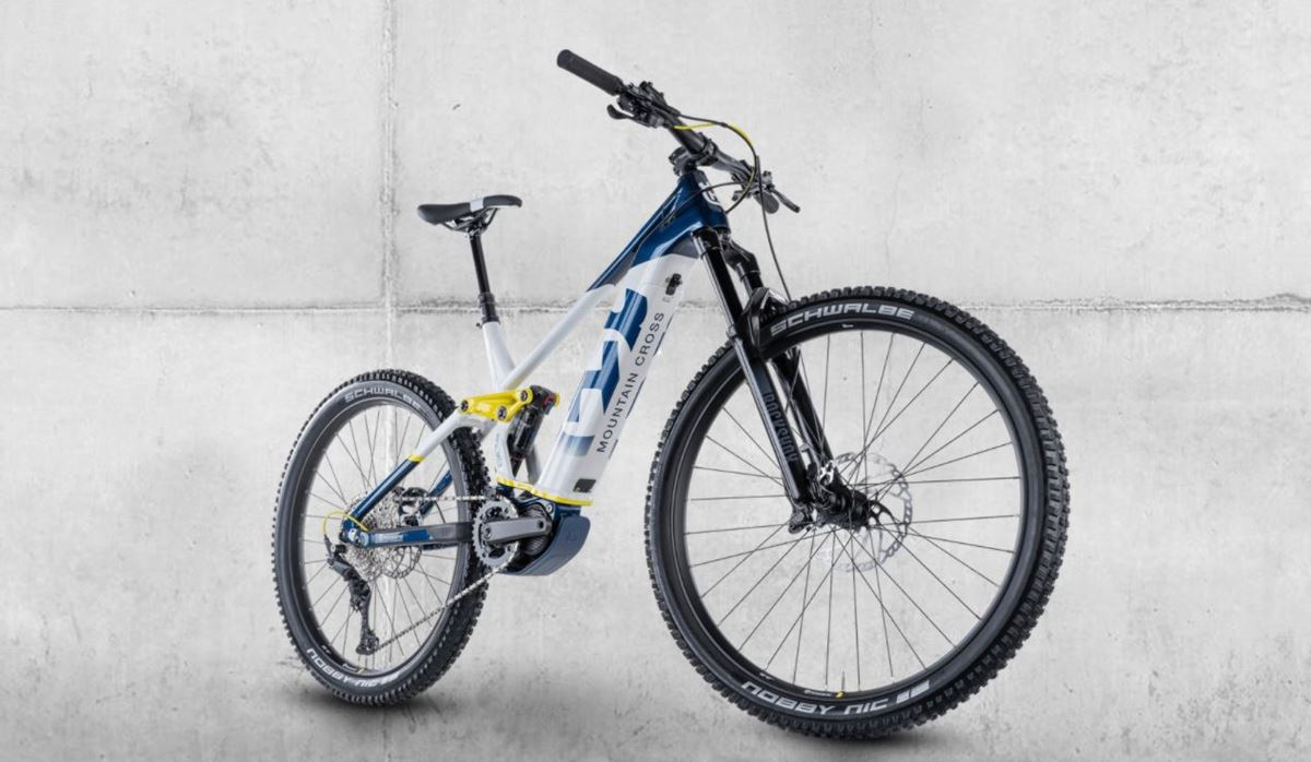Husquvarna Mountain Cross 5 - versione 2021