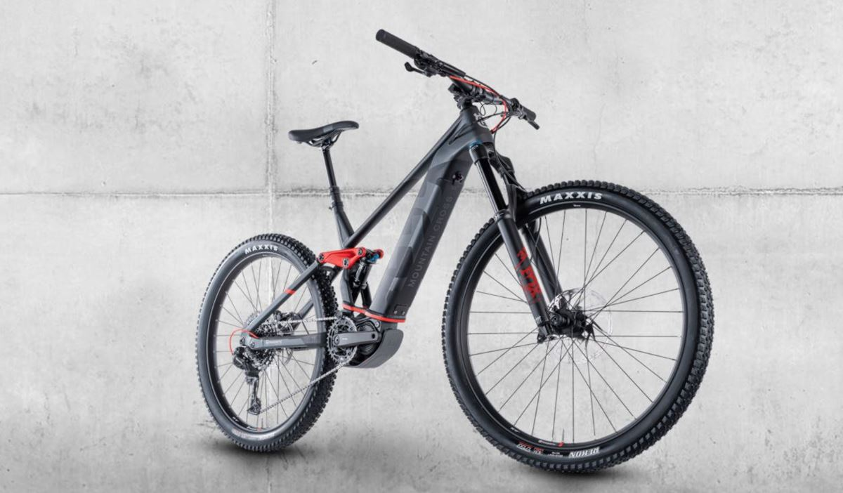 Husquvarna Mountain Cross 6 - versione 2021