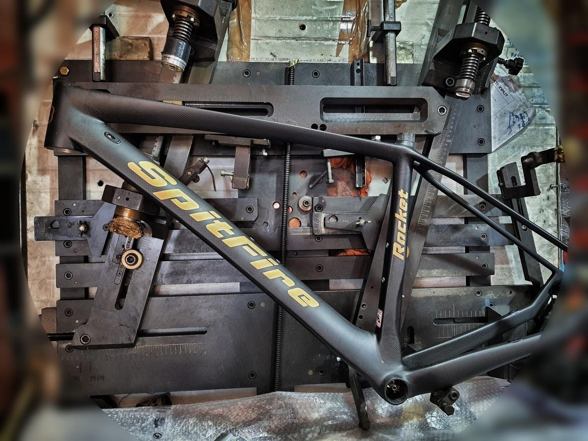 Spitfire Rocket telaio mountain bike hardtail