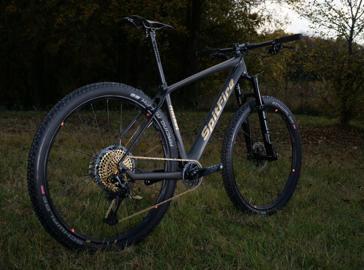 Spitfire Rocket mountain bike hardtail