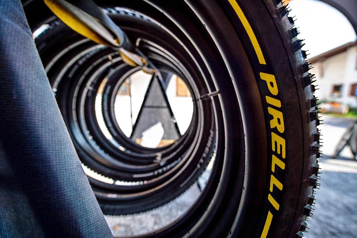 Gomme Pirelli e-mtb