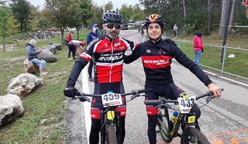 Lungo weekend per Racing Rosola Bike