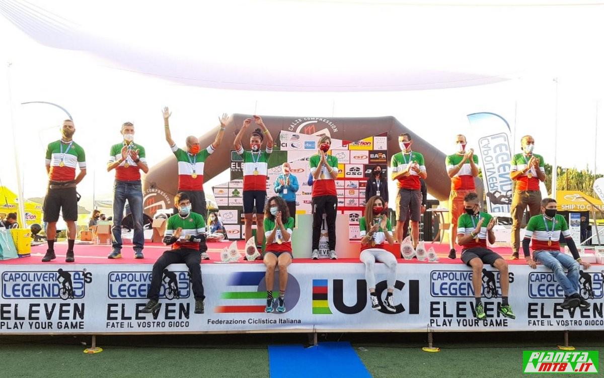 Campioni italiani Marathon 2020