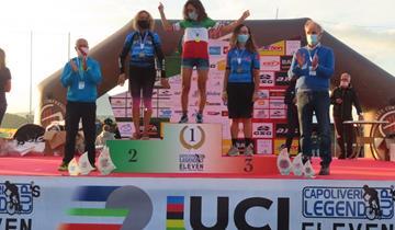 Racing Rosola, Roberta Seneci campionessa italiana MX
