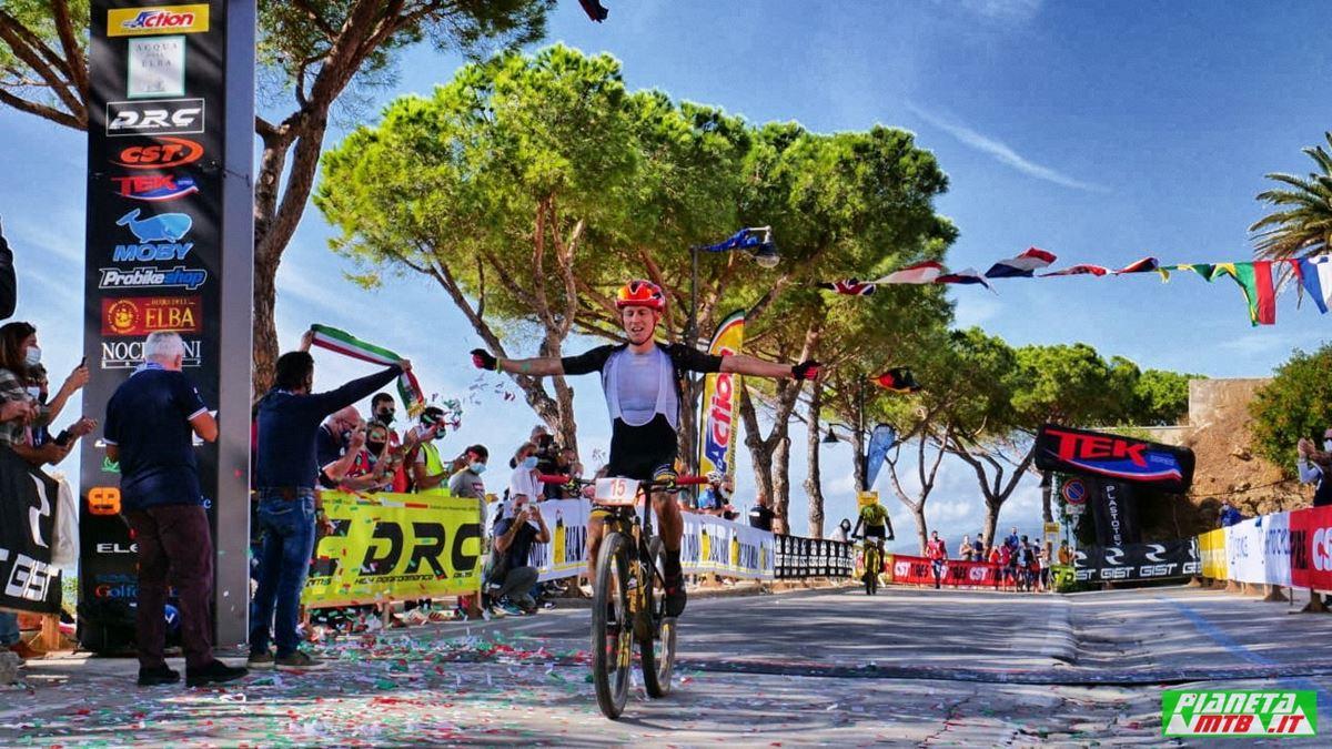 Samuele Porro campione italiano Marathon