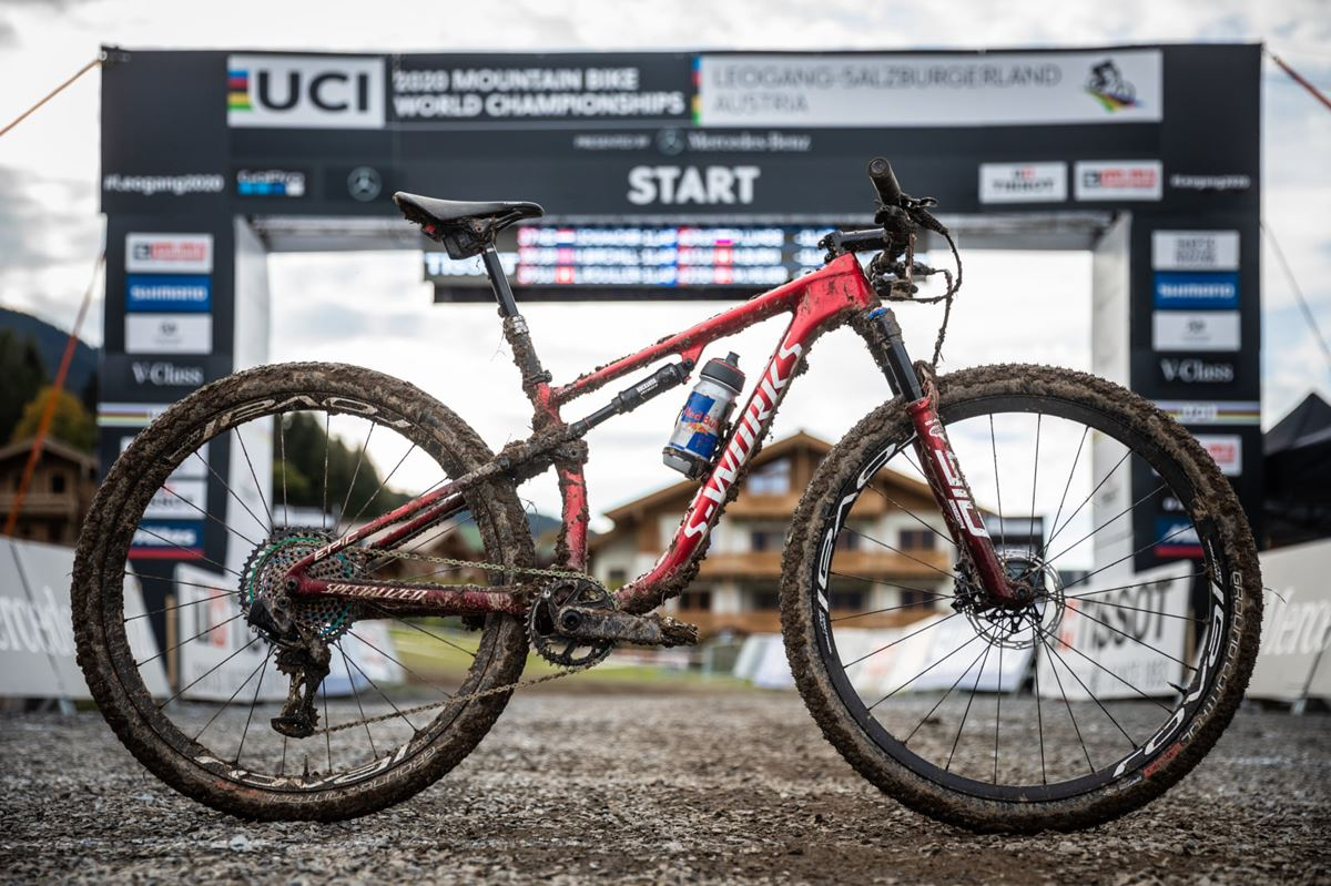 Specialized S-Works Epic Leogang
