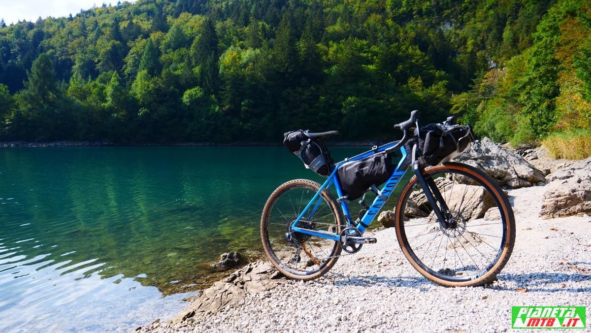 Canyon Grail Bikepacking