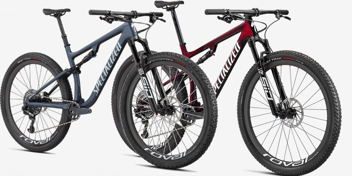 Specialized Epic - vs Specialized Epic EVO