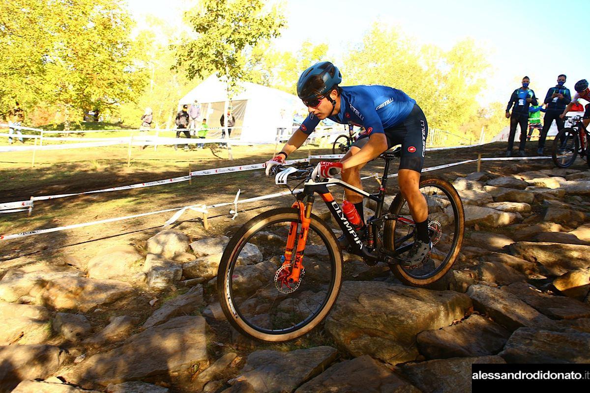 Filippo Fontana Europeo MTB Under 23