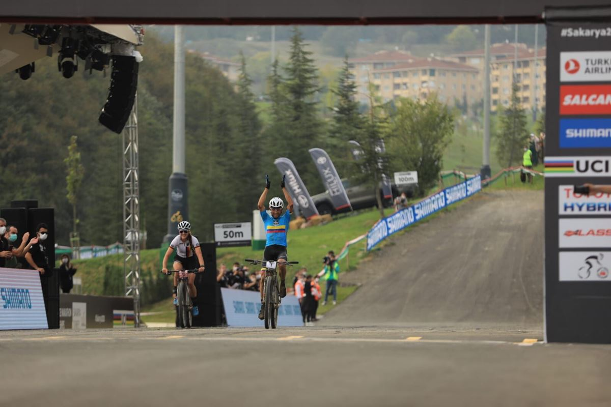 Leonardo Paez campione del mondo marathon 2020