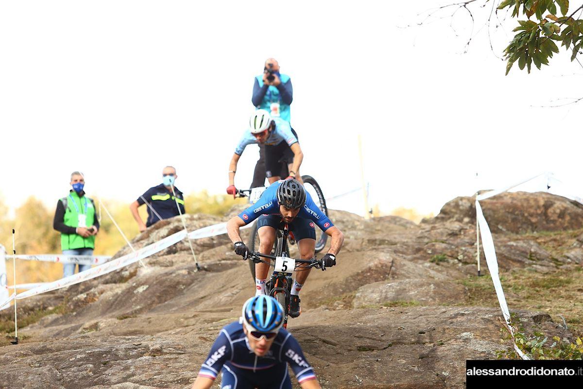 Mirko Tabacchi - Europeo XCE Monte Tamaro