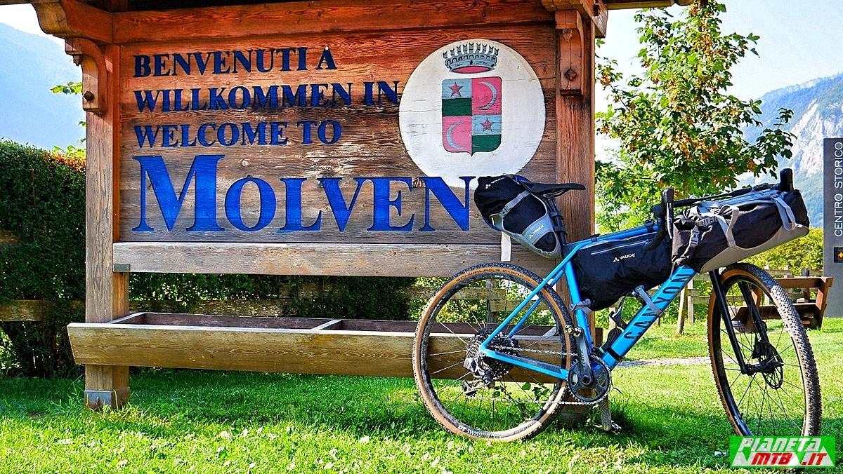 Bikepacking Molveno
