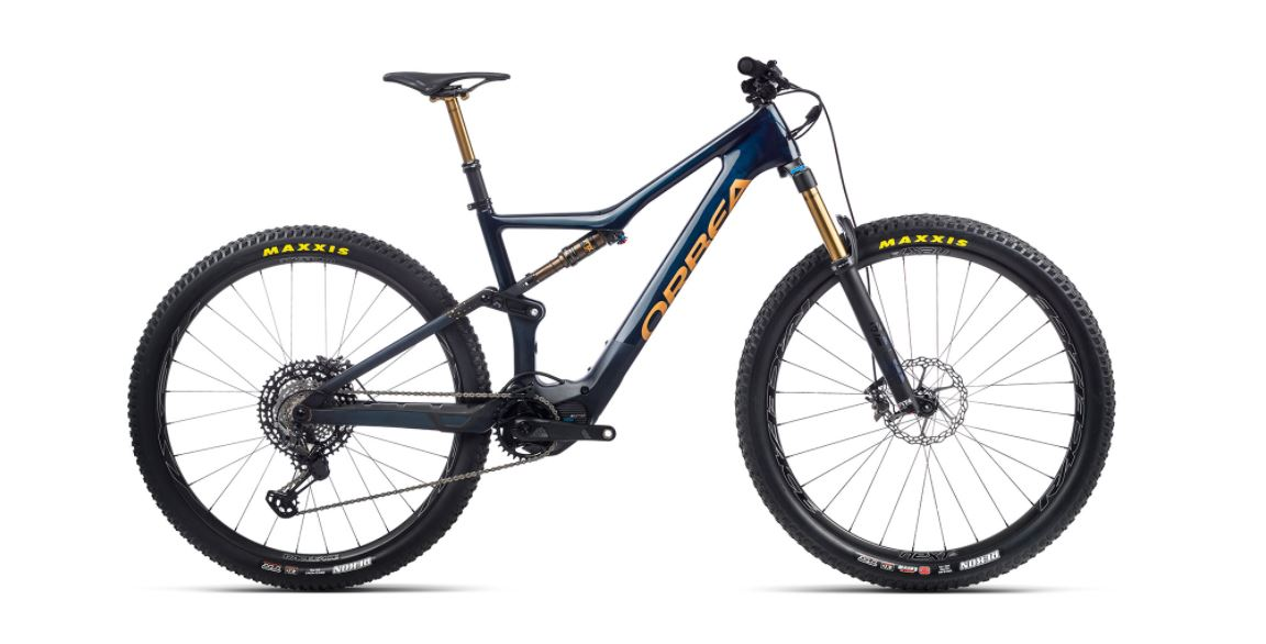 Orbea Rise M-LTD - e-bike