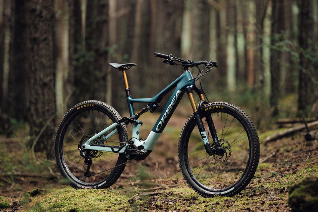 Orbea Rise e-bike