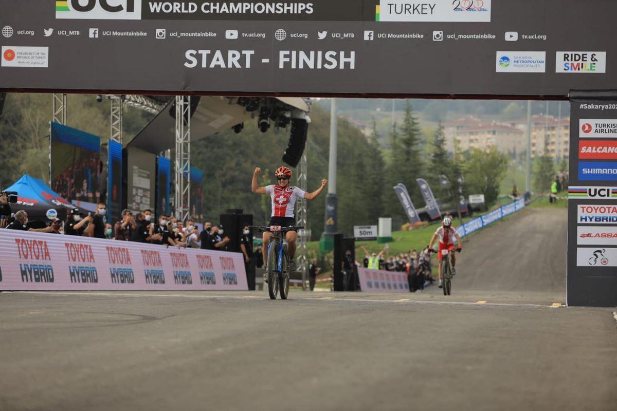 Ramona Forchini campionessa del mondo marathon
