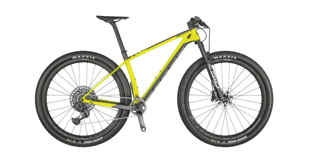 Scott Scale RC 900 World Cup AXS - 2021