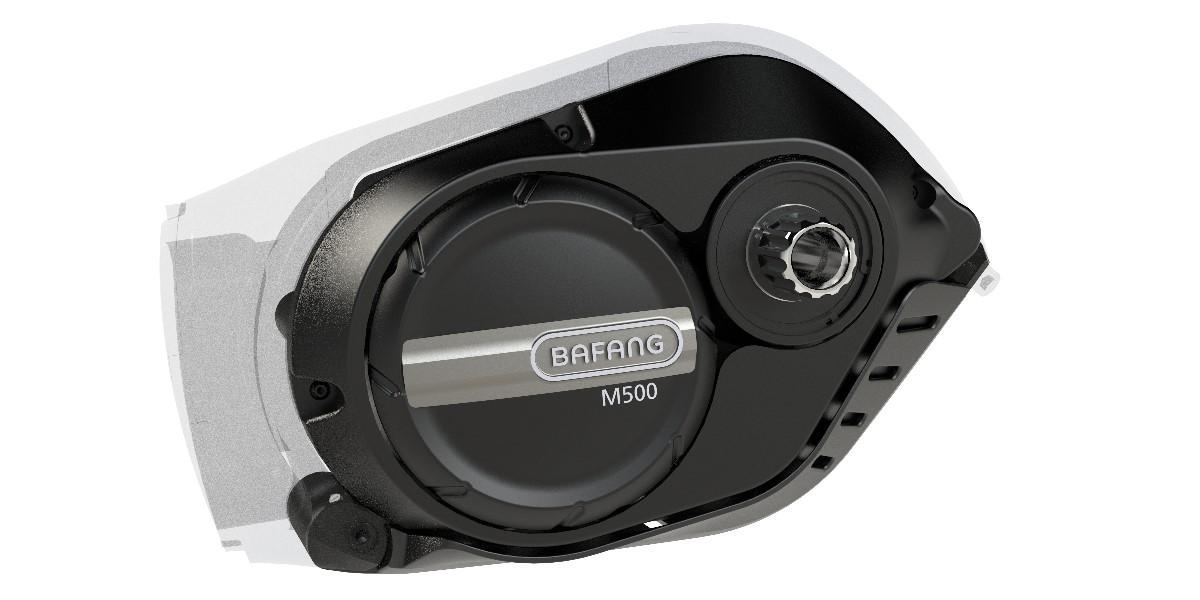 Bafang M500 motore e-bike