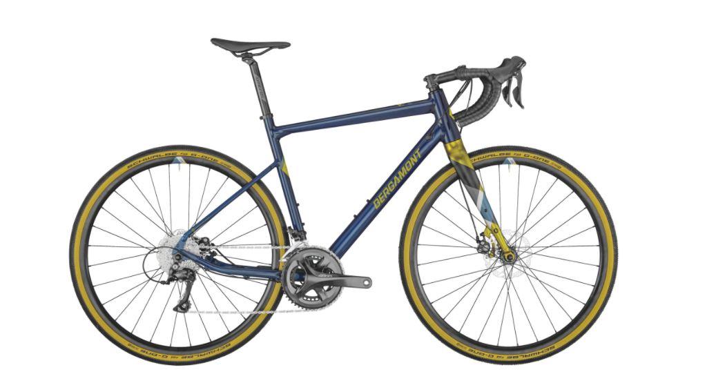 Bergamont Grandurance 4 - gravel bike 999 euro