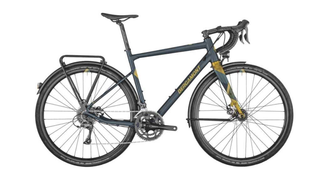 Bergamont Grandurance RD 3  - gravel bike 999 euro