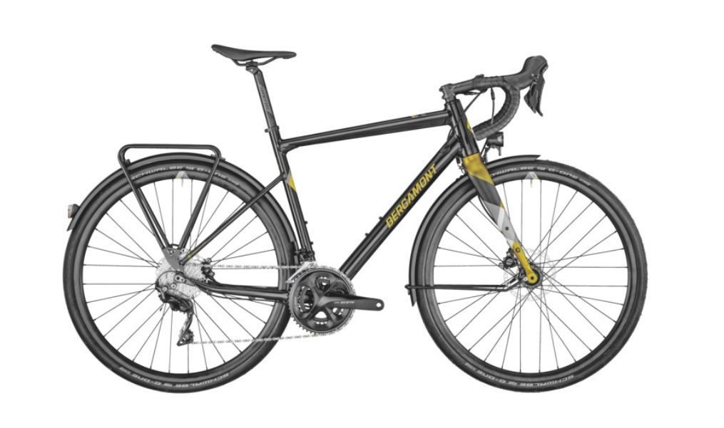 Bergamont Grandurance RD 7  - gravel bike
