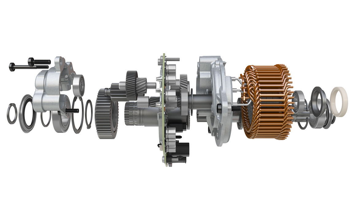 Bosch Performance Line CX - particolari motore e-bike