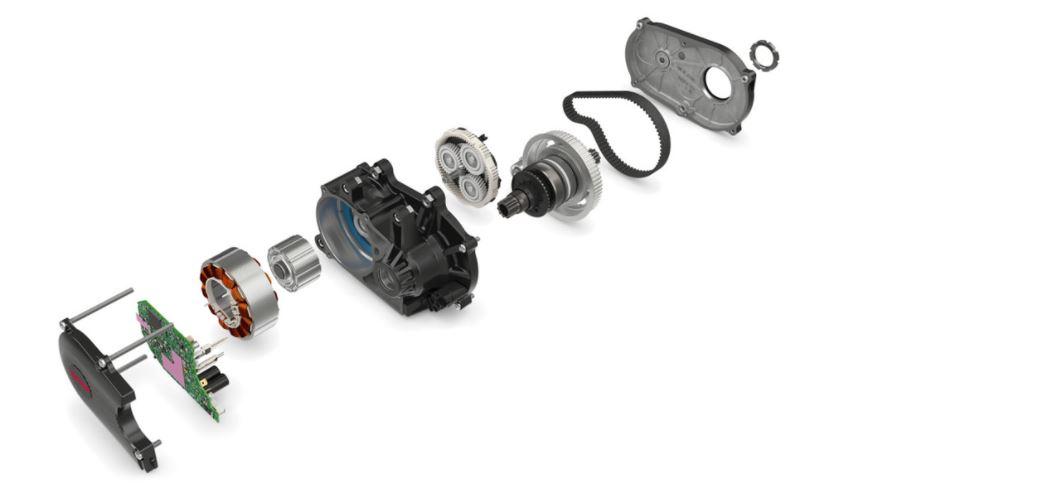 Brose Drive S Mag - motore e-bike
