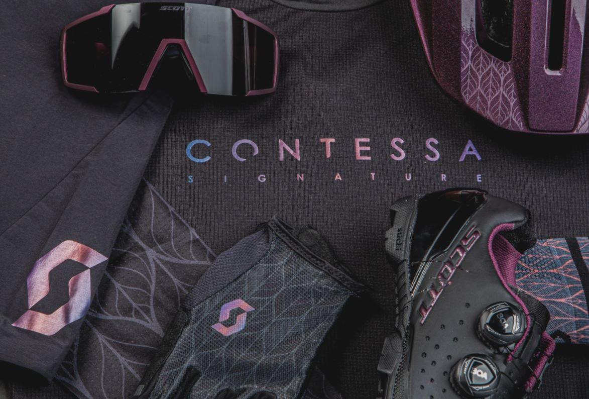 Linea abbigliamento Scott Contessa Signature