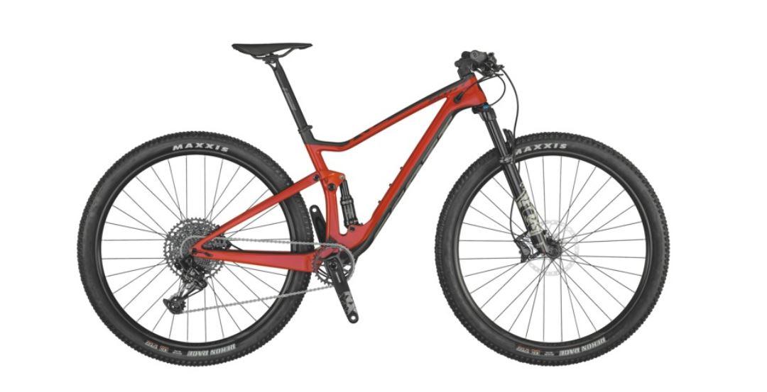 Scott Spark RC 900 Comp 2021