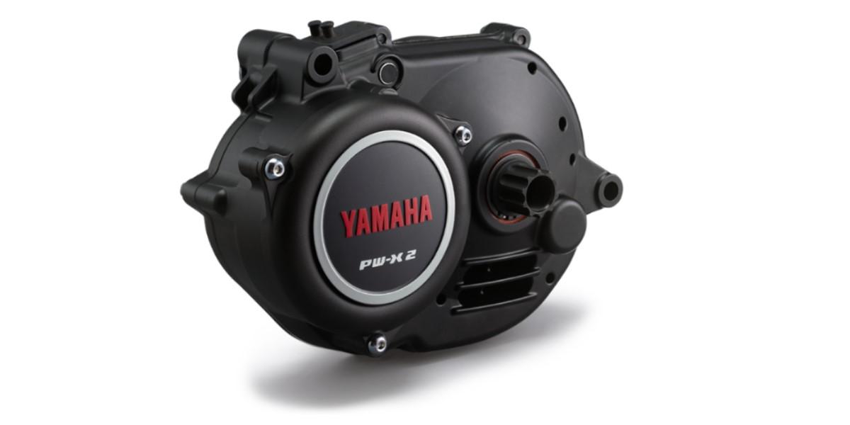 Yamaha PW-X2 motore e-bike