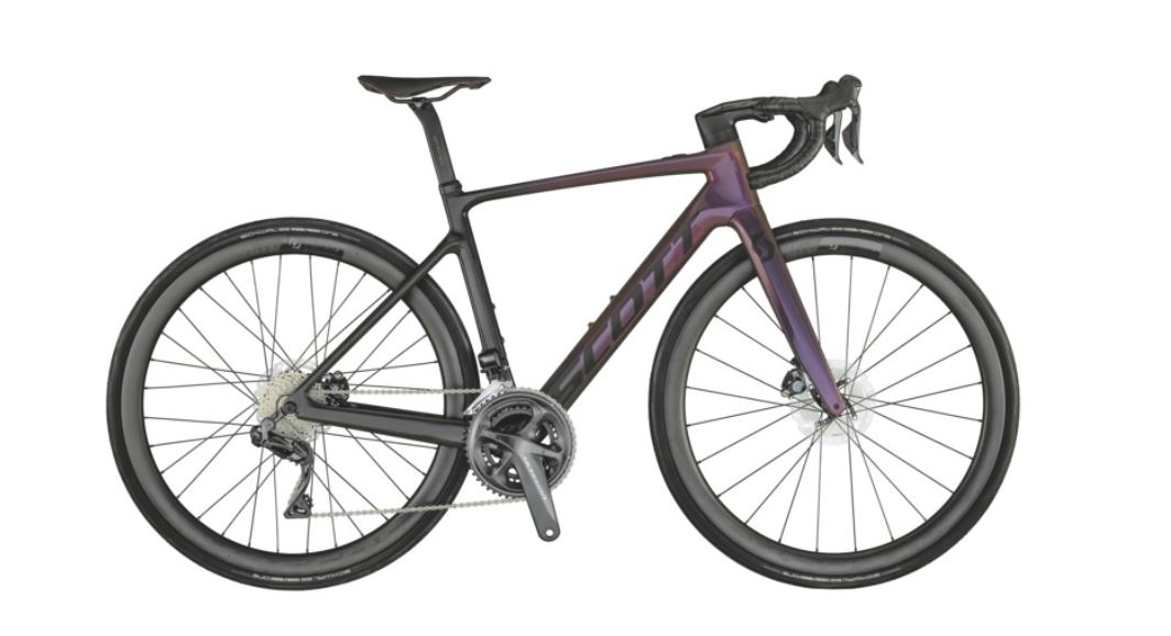 Scott Contessa Addict eRide 10 - bicicletta elettrica da strada