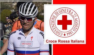 Alexey Medvedev mette all'asta la sua maglia a favore della Croce Rossa italiana