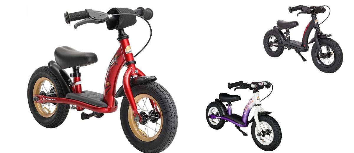 Bikestar bici senza pedali bambini 2, 3 anni