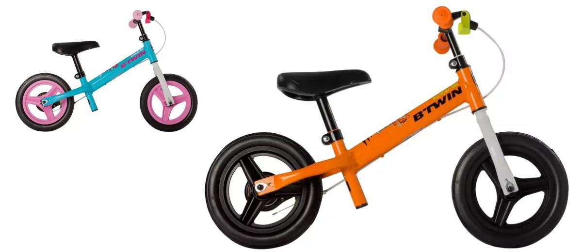Decathlon BTwin Runride 500 bici bambini 2 a 4 anni