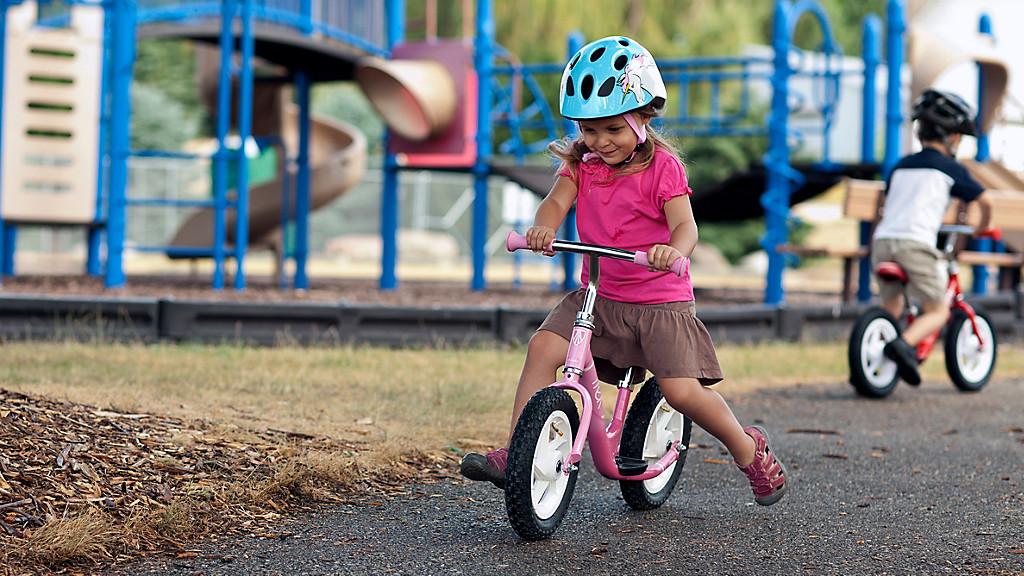 Bicicletta senza pedali per bambini