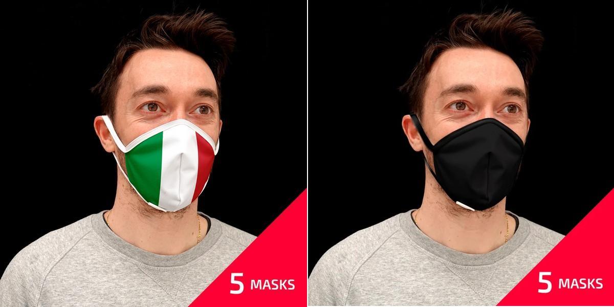 Scicon mascherina riutilizzabile