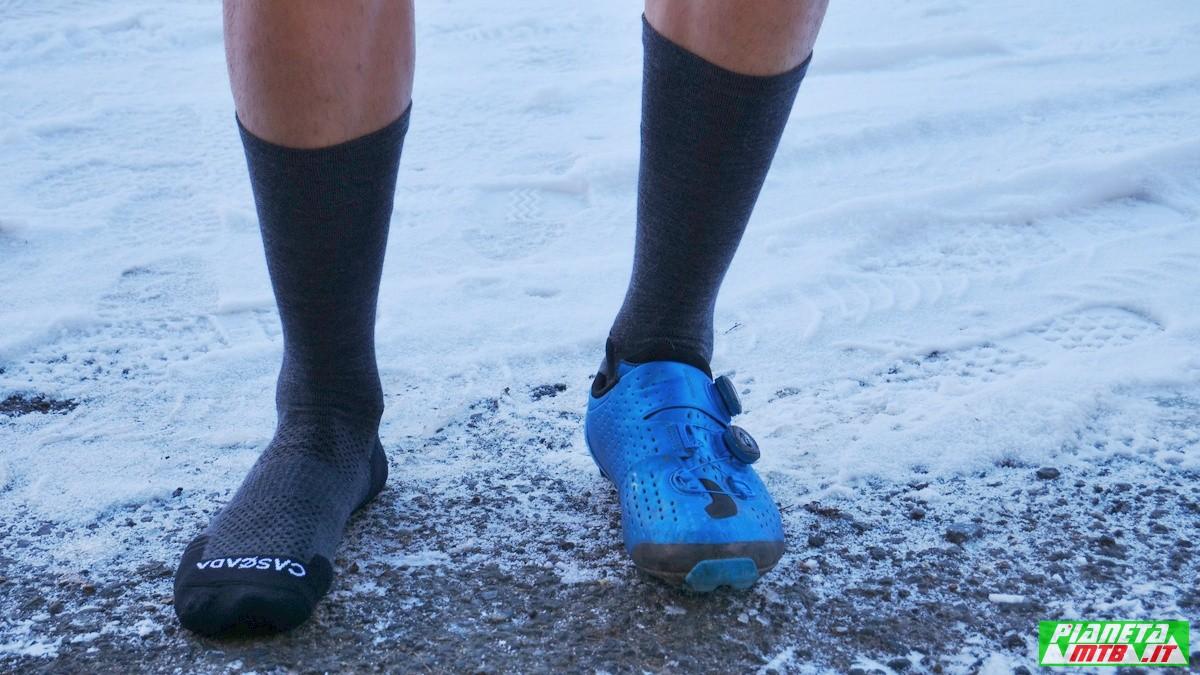 Cascada Merino Cross Socks Regular - calze ciclismo invernali