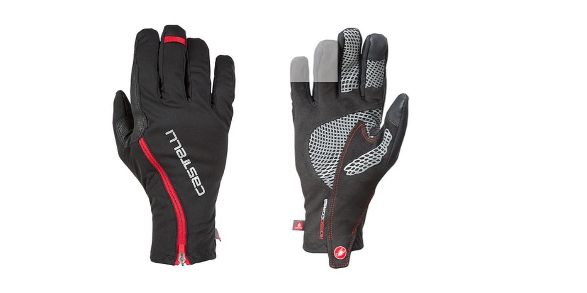 Guanti ciclismo Castelli Spettacolo Ros glove