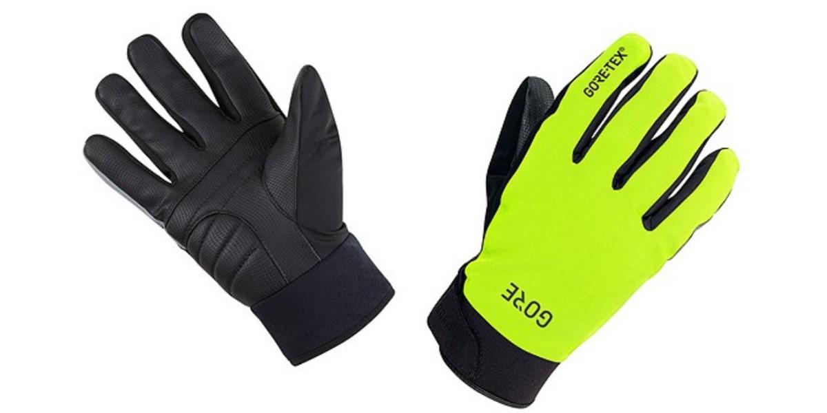 Guanti invernali ciclismo Gore Wear - C5 Gore-Tex Thermo